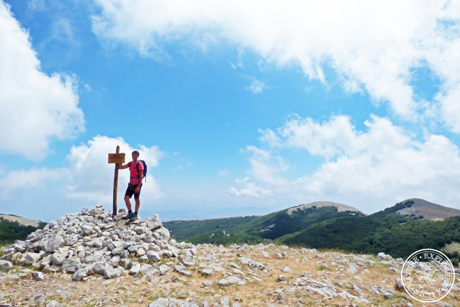Trekking in Sicily in the Madonie Natural Park