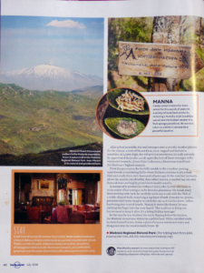 Lonely Planet Magazine Madonie 2